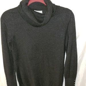Loft turtleneck sweater.  A70